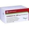 Ginkgo AL 240 mg Filmtabletten