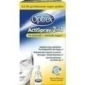 OPTREX ActiSpray 2in1 f.juckende+tränende Augen
