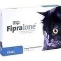 FIPRALONE 50 mg Lsg.z.Auftropf.f.Katzen