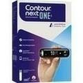 CONTOUR Next One Blutzuckermessgerät Set mg/dl