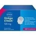 Ginkgo STADA 120mg Filmtabletten