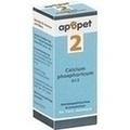 APOPET Schüßler-Salz Nr.2 Calcium phos.D 12 vet.
