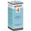 APOPET Schüßler-Salz Nr.4 Kalium chlor.D 6 vet.