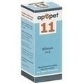APOPET Schüßler-Salz Nr.11 Silicea D 12 Glob.vet.