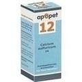 APOPET Schüßler-Salz Nr.12 Calcium sulf.D 6 vet.