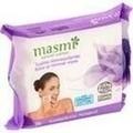 BIO MAKE-UP Reinigungstücher 100% Baumwolle MASMI