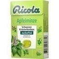 RICOLA o.Z.Box Apfelminze Bonbons