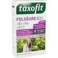 TAXOFIT Folsäure 800 Depot Tabletten