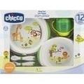 CHICCO Geschenkset Mahlzeit 12 M+
