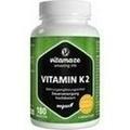 VITAMIN K2 200 μg hochdosiert vegan Tabletten