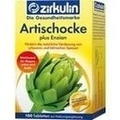 ZIRKULIN Artischocke plus Enzian Tabletten