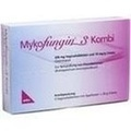 MYKOFUNGIN 3 Kombi 200 mg Vaginaltab.+10 mg/g Cre.