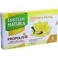TANTUM NATURA Propolis mit Orange & Honig Aroma
