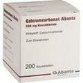 CALCIUMCARBONAT ABANTA 500 mg Kautabletten