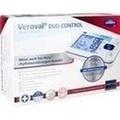 VEROVAL duo control OA-Blutdruckmessgerät large