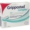 GRIPPOSTAD Complex ASS/Pseudoephedrin 500 mg/30 mg