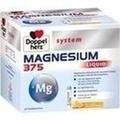 DOPPELHERZ Magnesium 375 Liquid system Trinkamp.
