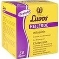 LUVOS Heilerde mikrofein Granulat Beutel