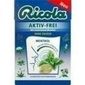RICOLA AKTIV-FREI ohne Zucker Bonbons