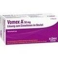 VOMEX A 50 mg Lsg.z.Einnehmen im Beutel