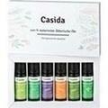 Set 6 uleiuri esențiale naturale pentru aromaterapie