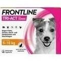 FRONTLINE Tri-Act Lsg.z.Auftropfen f.Hunde 5-10 kg