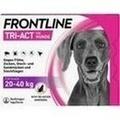 FRONTLINE Tri-Act Lsg.z.Auftropfen f.Hunde 20-40kg