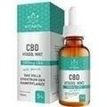CBD 5% Bio Hanfextrakt Öl Vitadol mint
