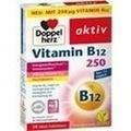 DOPPELHERZ Vitamin B12 250 aktiv Tabletten