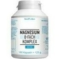 MAGNESIUM 8fach Komplex 400 mg Kapseln