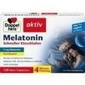 DOPPELHERZ Melatonin Tabletten
