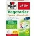 DOPPELHERZ Vegetarier Vitamine+Mineralstoffe aktiv