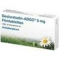 DESLORATADIN-ADGC 5 mg Filmtabletten