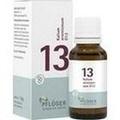 BIOCHEMIE Pflüger 13 Kalium arsenicosum D 12 Glob.