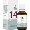 BIOCHEMIE Pflüger 14 Kalium bromatum D 12 Globuli