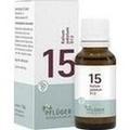 BIOCHEMIE Pflüger 15 Kalium jodatum D 12 Globuli