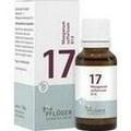 BIOCHEMIE Pflüger 17 Manganum sulfuricum D 12 Gl.
