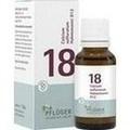 BIOCHEMIE Pflüger 18 Calcium sulfuratum D 12 Glob.