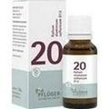 BIOCHEMIE Pflüger 20 Kalium alumin.sulfur.D 12 Gl.