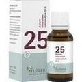 BIOCHEMIE Pflüger 25 Aurum chlorat.natron.D 12 Gl.