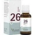 BIOCHEMIE Pflüger 26 Selenium D 12 Globuli