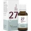 BIOCHEMIE Pflüger 27 Kalium bichromicum D 12 Glob.