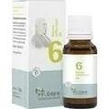 BIOCHEMIE Pflüger 6 Kalium sulfuricum D 6 Globuli