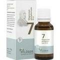 BIOCHEMIE Pflüger 7 Magnesium phosphoricum D 12 Gl