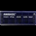 ANABOX Tagesbox blau