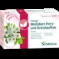 SIDROGA Weißdorn Herz- und Kreislauftee Filterb.