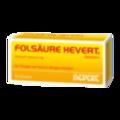 FOLSÄURE HEVERT Tabletten