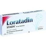 LORATADIN STADA 10 mg Tabletten**