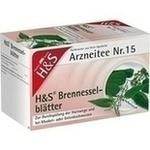 H&S Brennesselblätter Filterbeutel**