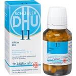 BIOCHEMIE DHU 11 Silicea D 12 Tabletten**